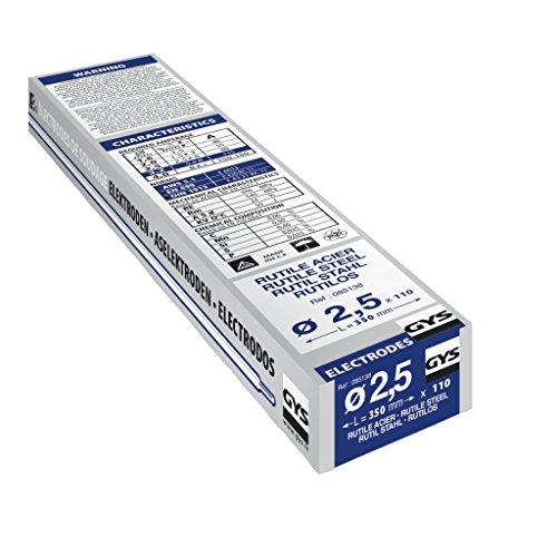 Electrodos Soldadura 2,5 Inox Marca Welding Electrodes