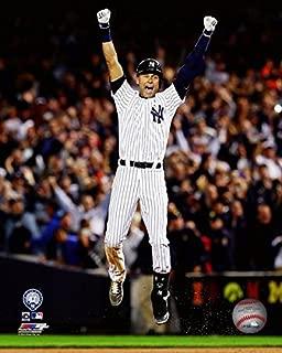 Derek Jeter New York Yankees Final Game Photo (Size: 8
