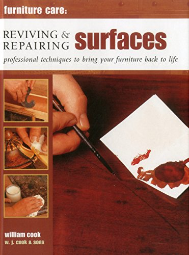 Furniture Care: Reviving and Repairing Surfaces: Professional Techniques to Bring Your Furniture Back to Life