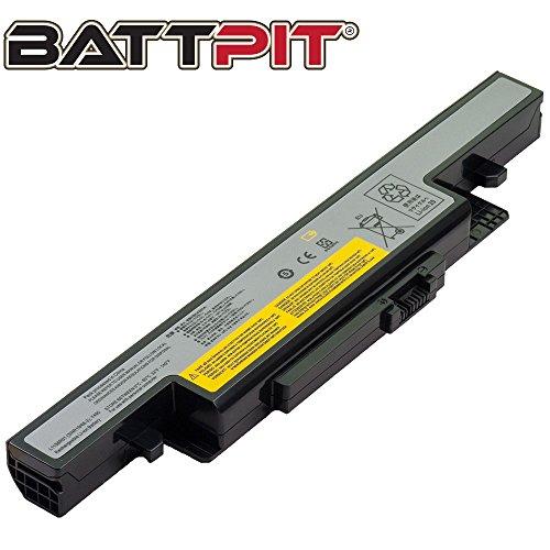 BattPit Laptop Battery for Lenovo L11L6R02 L11S6R01 L12L6E01 L12S6A01 IdeaPad Y400 Y410 Y490 Y500 Y510 Y590 Y510P - High Performance [6-Cell/4400mAh/48Wh]