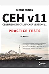 CEH v11: Certified Ethical Hacker Version 11 Practice Tests Kindle Edition
