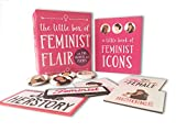 The Little Box of Feminist Flair: With Pins, Patches, & Magnets (RP Minis)