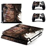 TSWEET Rise of The Tomb Raider Ps4 Skin Sticker Decal For...
