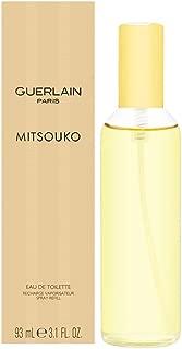 Mitsouko By Guerlain For Women. Eau De Toilette Spray Refill 3.1 Ounces