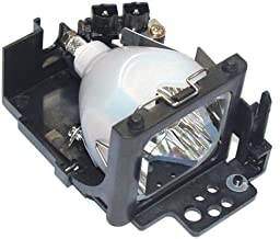 Original Bulb and Generic Housing for Liesegang dv 245 Replace DT00401 Projector Lamp