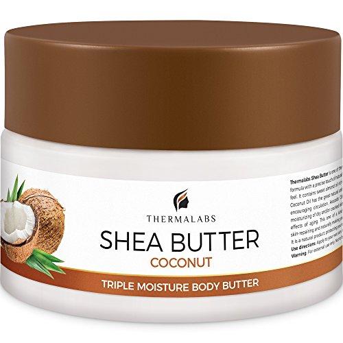 Crème pour le corps au beurre de...
