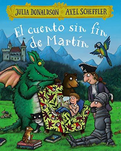 El cuento sin fin de Martín (Castellano - A Partir De 3 Años - Álbumes - Otros Álbumes)