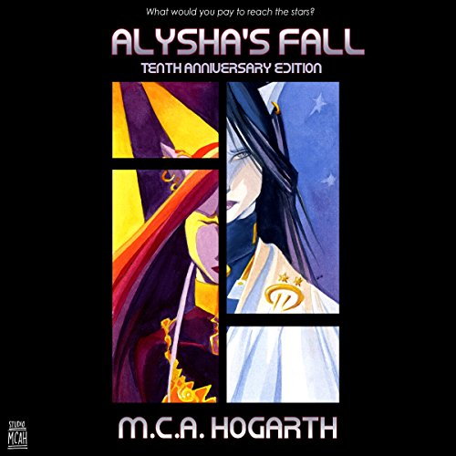 Alysha's Fall audiobook cover art