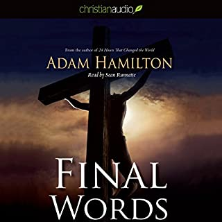 Final Words audiobook cover art