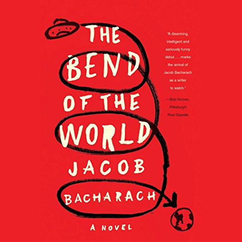 The Bend of the World audiobook cover art