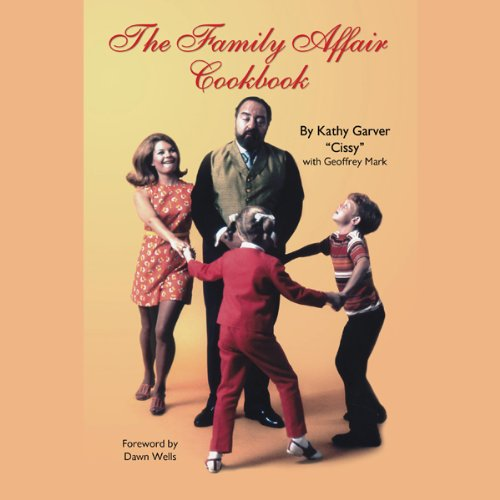 The Family Affair Cookbook cover art