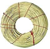 Rayher 6503100Rota de/Flechtwaren Tubo, 1A rotbandqualitt, Rollo 500g, nmero 3, 2mm de dimetro, Multicolor, 3x 3x 0,4cm