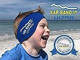 Ear Band-It Ultra Swimming Headband - Best Swimmer's Headband - Keep...