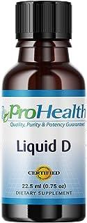 ProHealth Liquid Vitamin D3 (1,000 IU - 0.75 fl. oz.)