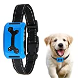 ColPet No Bark Collar, Rechargeable Safe Static Shock Collar 7...