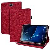WHWOLF Housse Coque Convient à Samsung Galaxy Tab A6 10.1 2016 (SM-T580/ T585) Étui de Protection...