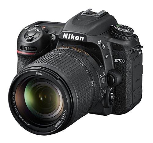 Nikon D7500 Fotocamera Reflex Digitale con