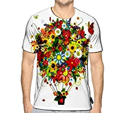 3D Printed T Shirts Embroidered National Ukraine Ornament Casual Mens Hipster Top Tees