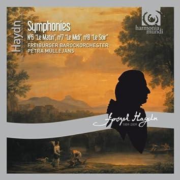 Haydn: Symphonies Nos.6-8