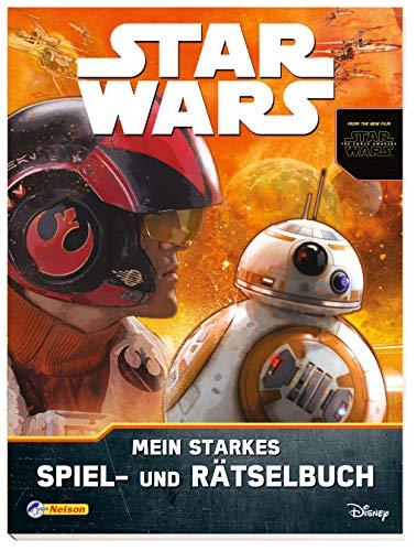 Star Wars: Star Wars - Das Erwachen der Macht: Mein starkes Spiel- und Rätselbuch