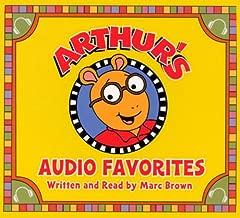 arthur audiobook marc brown