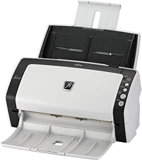 Fujitsu Fi-6130 Sheetfed Scanner - 24 Bit Color - 8 Bit Grayscale - Us (Renewed)