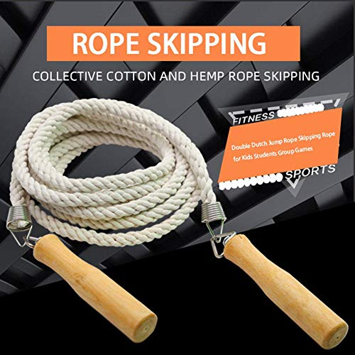 niyin204 Double Dutch Jump Ropes Long Jump Rope...