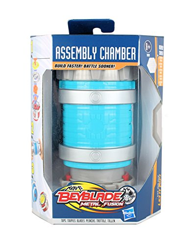 Beyblades Metal Fusion Assembly Chamber