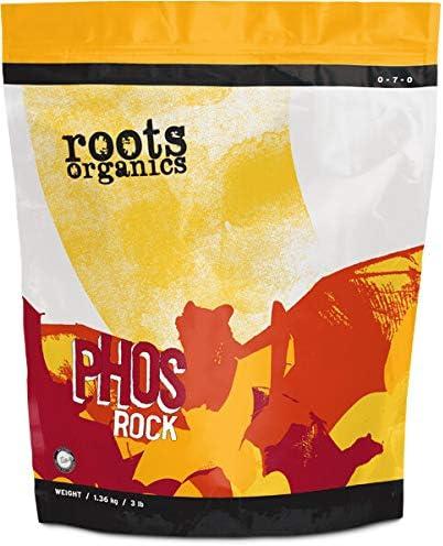 Aurora Innovations Roots Organics Phos F Organic 春の新作 High Rock 大規模セール