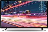 QDY Smart TV 50/42/32 polegadas IPS Tela Dura, 1920 * 1080 Qualidade de imagem de Alta definição, TV de rede WiFi, HDMI, Interface USB 2.0, decodificação H.265, TV LED