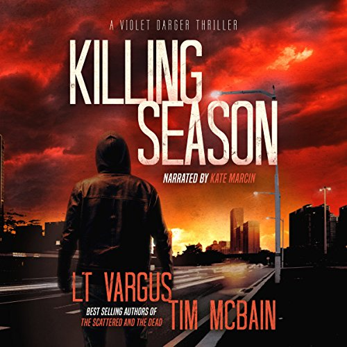 Killing Season audiobook cover art