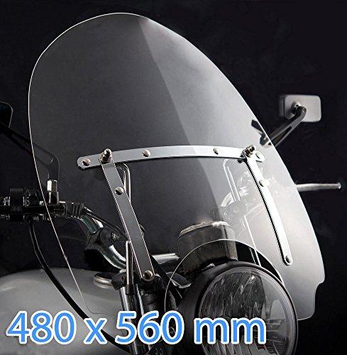ARISTA Windschild Motorrad für Yamaha Virago XV750/1000/1100