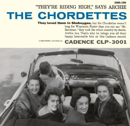 Chordettes,the [Import allemand]