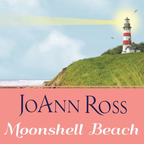 Moonshell Beach audiobook cover art