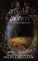 Of Gold and Deceit (Once Upon a Darkened Night) (Volume 5)