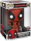 Funko Deadpool Super Sized Pop! Vinyl Figure Thumb Up Red Deadpool 25 cm Marvel