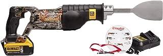 Equalizer Ambush - ATV2012 Kit 20-Volt Li-Ion Battery Windshield Kit, Windshield Extractor Removal kit, Auto Glass Cut Out Tool