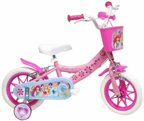 Denver Srl. Disney - Bicicleta con ruedines y Cesta