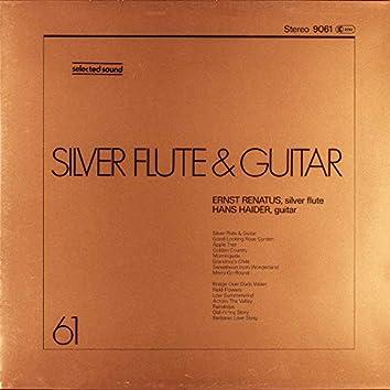 Silver Flute & Guitar