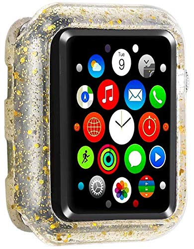 Libra Gemini Replacement Silicone Apple Watch 38mm Case for Apple Watch 38mm Series3/2/1