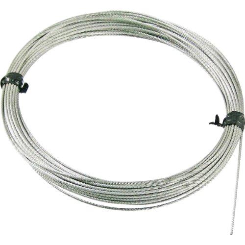 ひめじや ステンレス カット ワイヤーロープ φ1.0mmx10m