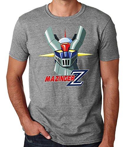 Desconocido 35mm - Camiseta Hombre Mazinger Z - TV - 80