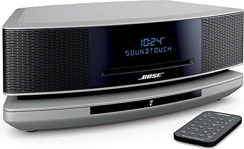 BoseWaveSoundTouchmusicsystemIVパーソナルオーディオシステムAmazonAlexa対応プラチナムシルバー