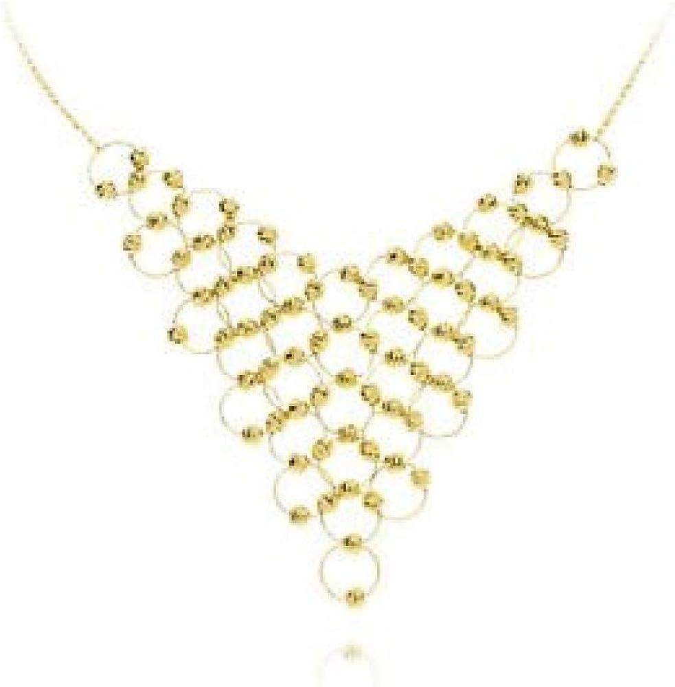 Stroili collana temptation in argento 925 dorato 1509948
