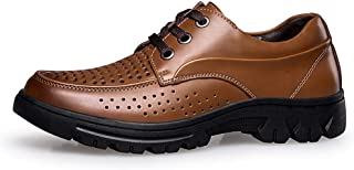 [HYF] シューズ メンズ 革 靴 長持ち ビジネス 通勤 防滑 軽量 クラシック シンプル 紳士靴