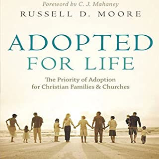 Adopted for Life audiobook cover art