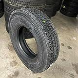 8 Tires 11R24.5 Pirelli D-H89 Drive Closed Shoulder 16 Ply M 149/146 Truck Tire (8)