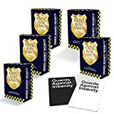 Guards Against Insanity Editions 1, 2, 3, 4 & 5 an Unofficial Naughty Expansions
