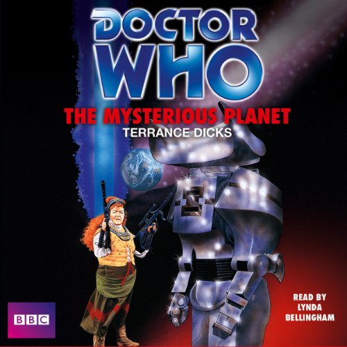 Doctor Who: The Mysterious Planet (Classic Novel) audiobook cover art