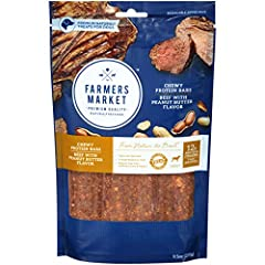 Natural* - Free Of Artificial Colors, Flavors, & Preservatives Made With Real Beef Individually Wrapped Soft & Chewy Great As A Reward Or Treat!